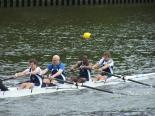 Novices down against The Lea