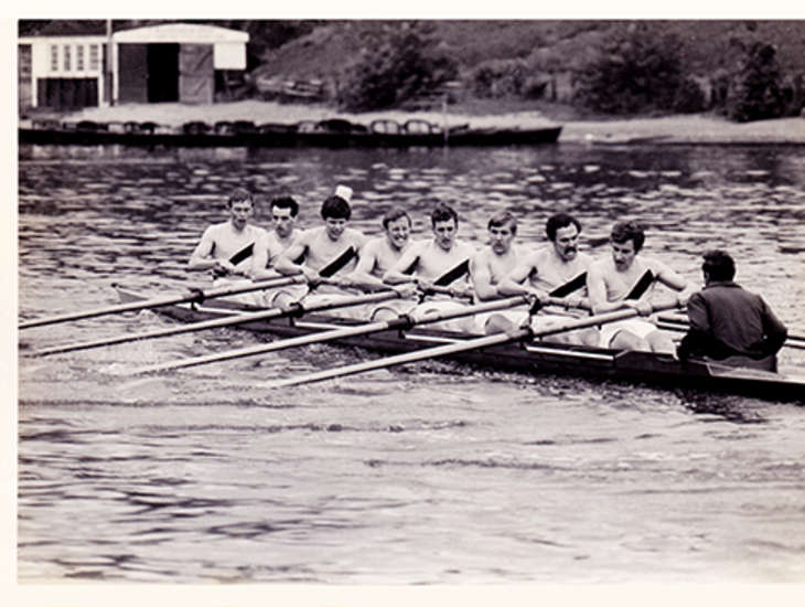 1960s - Racing eights